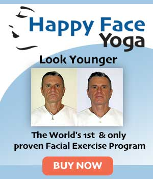 Happy Face Yoga Facial Exercise Program